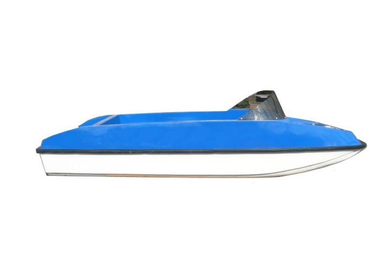 Пластиковая лодка своими руками видео
